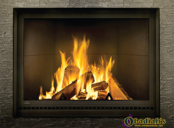 Napoleon High Country Nz8000 Wood Fireplace At Obadiah S