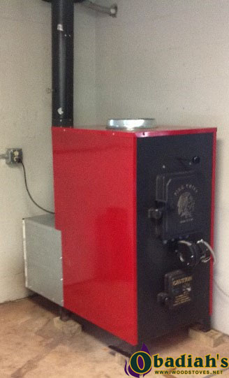 Fire Chief Hy C Fc700e Wood Furnace At Obadiah S Woodstoves