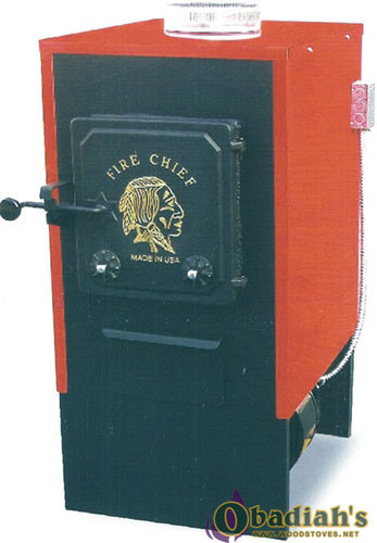 Fire Chief Hy C Fc500e Wood Furnace At Obadiah S Woodstoves