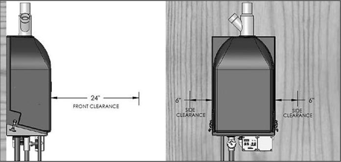 Munchkin Contender Gas Boiler 99 000 Btu At Obadiah S