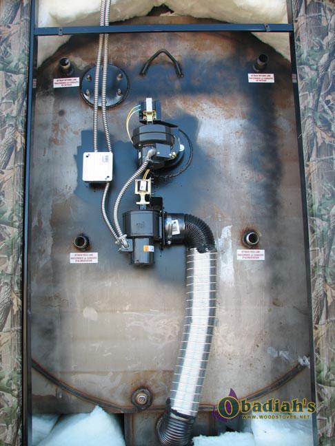 Crown Royal Rs7200 Outdoor Biomass Boiler At Obadiah S