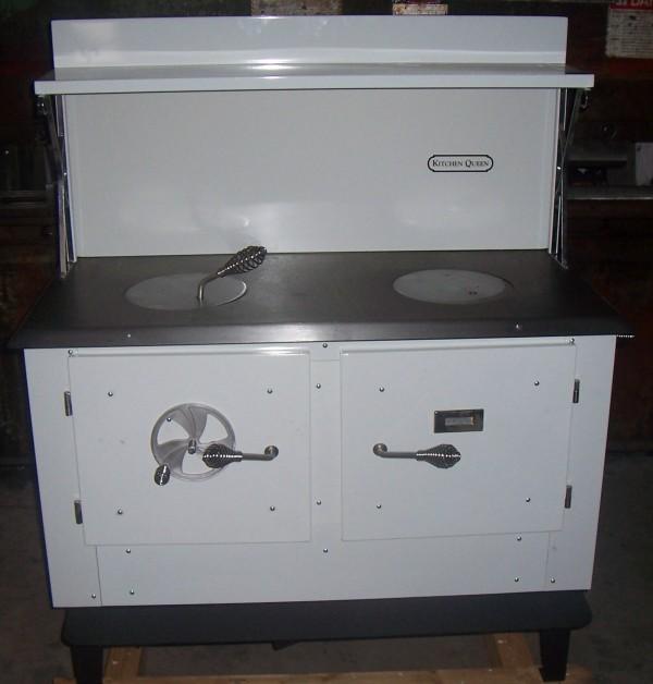Kitchen Queen Wood Cook Stove: Kitchen Queen 480 Wood Cookstove