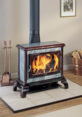 Hearthstone Homestead 8570 Freestanding Soapstone Wood Stove At Obadiah S Woodstoves