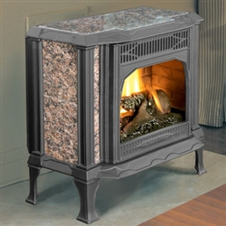 Hearthstone Sterling 8532 Soapstone Direct Vent Gas Stove
