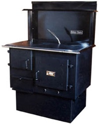 Pioneer Baker S Choice Wood Cookstove At Obadiah S Woodstoves