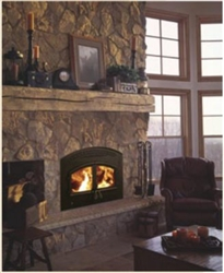 Heatilator Constitution Wood Fireplace At Obadiah 39 S Woodstoves
