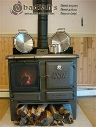 Esse Ironheart Wood Burning Cookstove