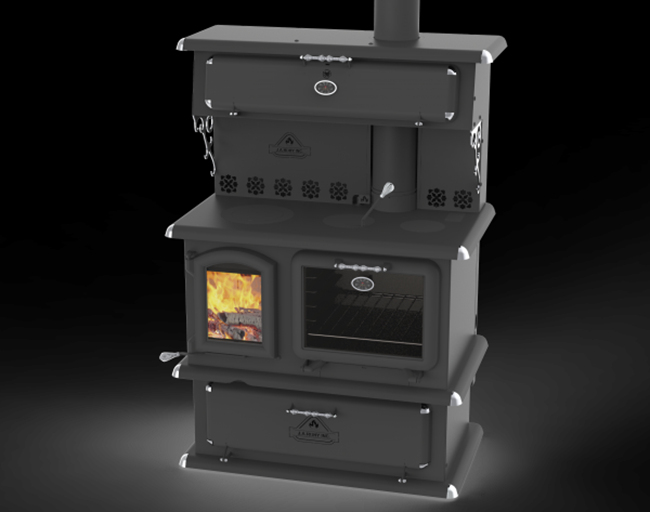 J A Roby Cuistot Epa Wood Burning Cookstove At Obadiah S