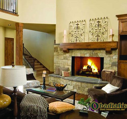 Monessen Biltmore Sb100 Wood Fireplace At Obadiah S