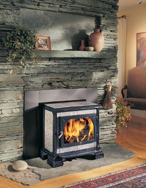 Hearthstone Homestead 8570 Hearthmount Soapstone Wood