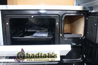 Mbs Royal 720 Wood Cookstove At Obadiah S Woodstoves