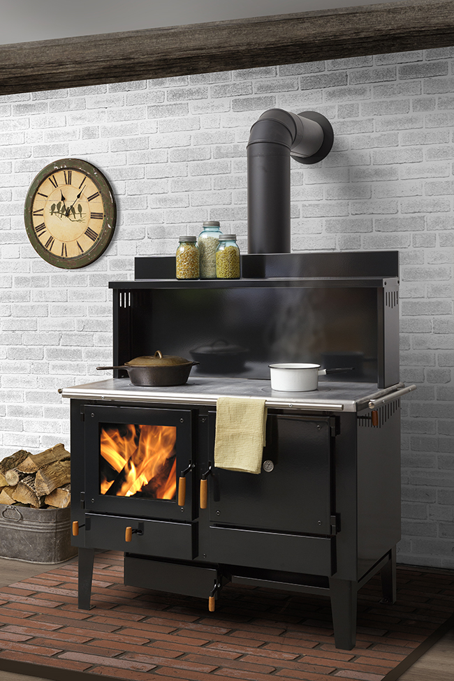 Kitchen Cook Stoves Wood