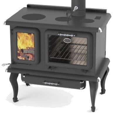 J A Roby Marmiton Epa Wood Burning Cookstove At Obadiah S